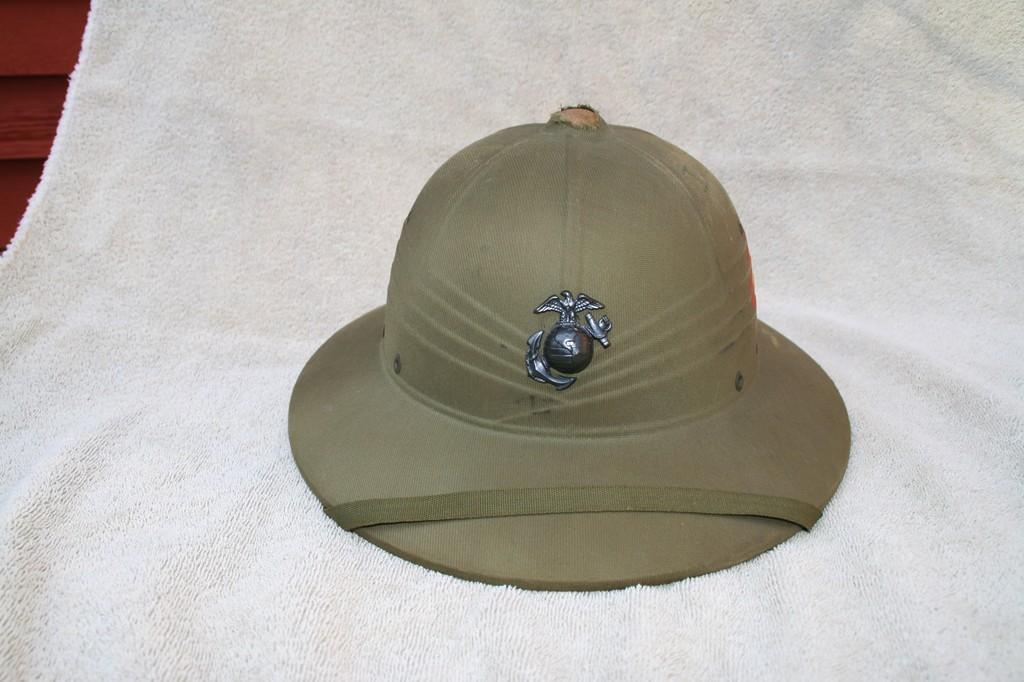 USMC Pith Helmet